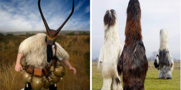بالصور : مجموعة من أغرب الأزياء الوطنية حول العالم .. مدهشة