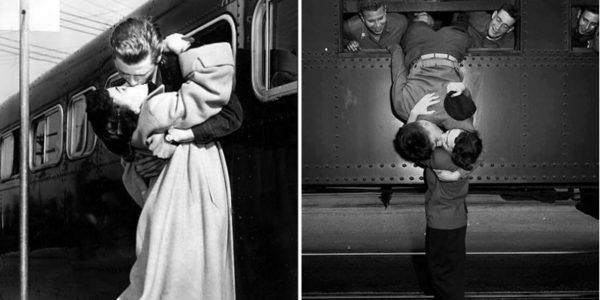 بالصور: البوسة نعمة اللي يكرهها يعمى