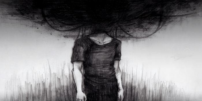 ثلاثة علامات قد تشير لأنك وقعت ضحية الغول الأسود الاكتئاب