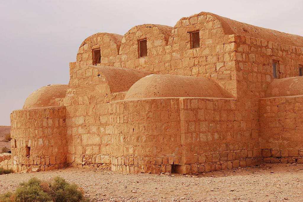قصر الخلفاء الأمويين في رحلات صيدهم