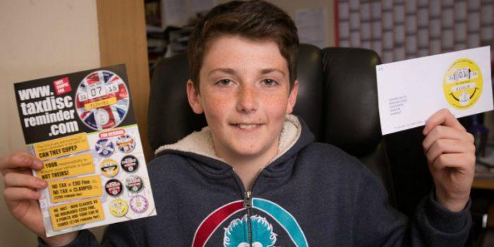 قصة مليونير صغير عمره 14 عام