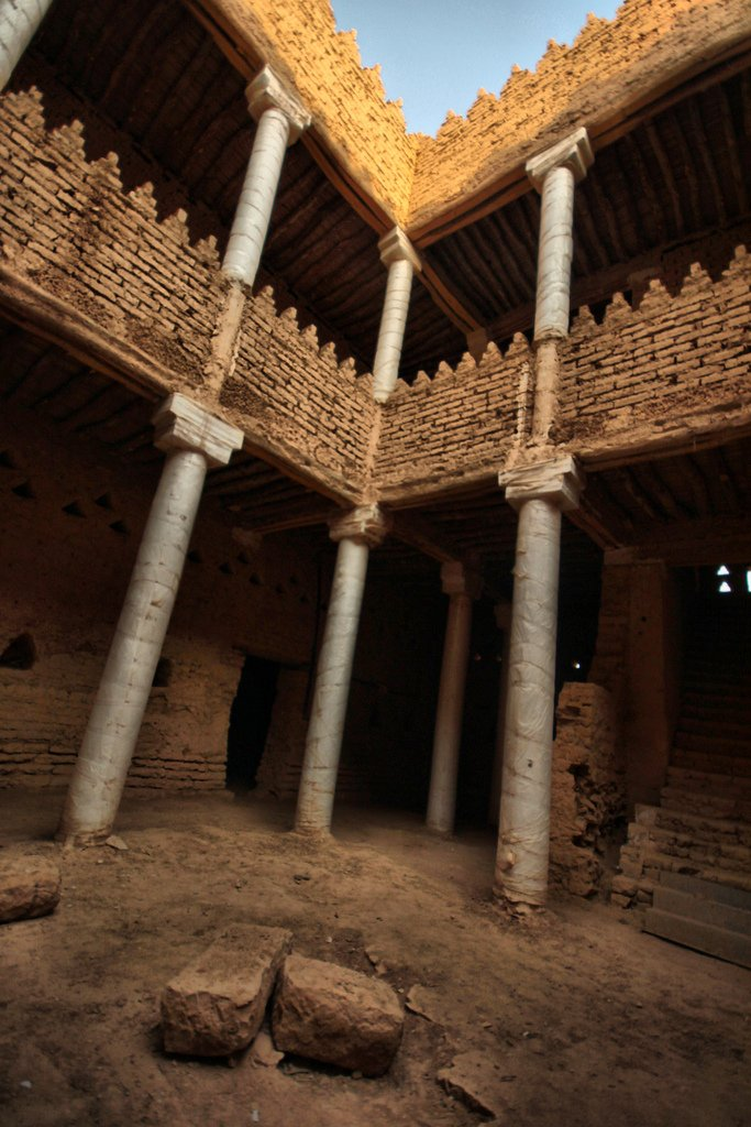 قصر سلوى - مقر حكم الأسرة السعودية الأولى