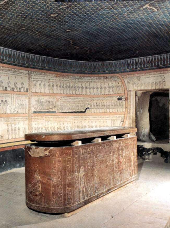 مقبرة تحتمس الثالث
