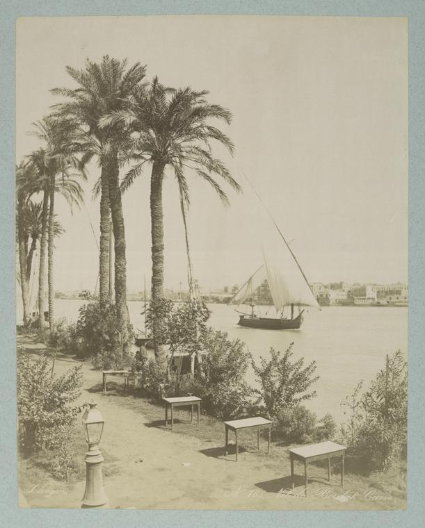 النيل في بولاق