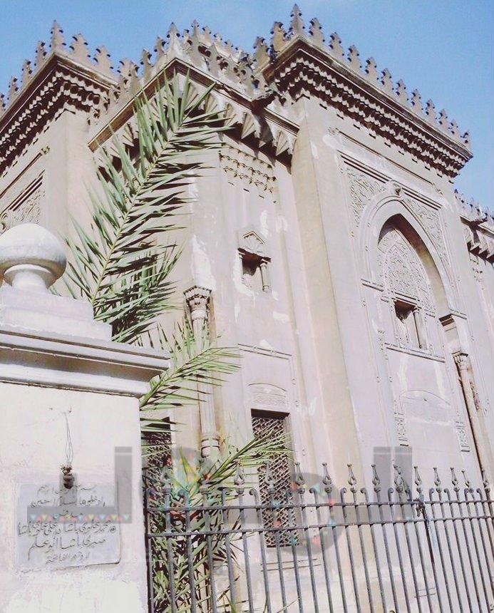 قبر صبري باشا أبو علم