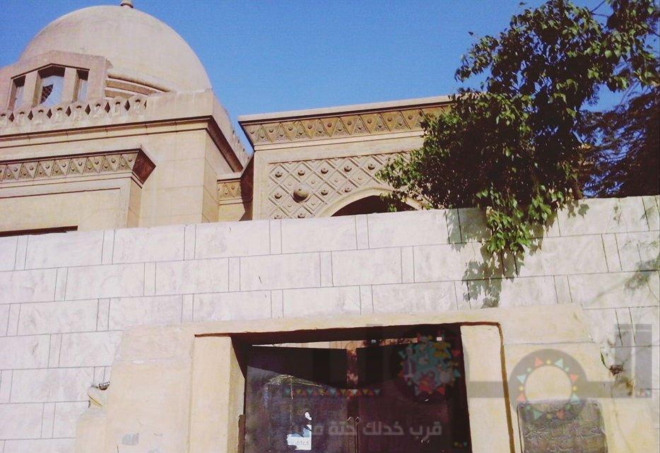 قبر محمد باشا محمود