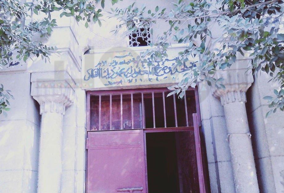 قبر محمود باشا الفلكي