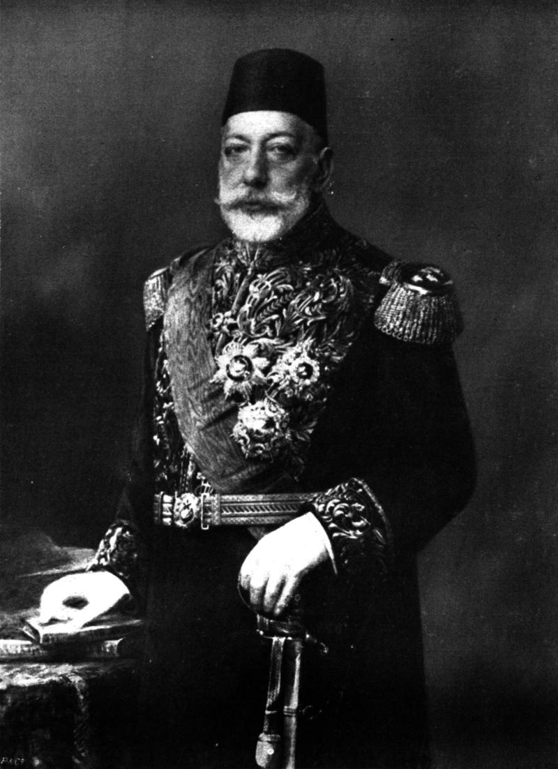 محمد الخامس - سلطان الدولة العثمانية زمن الحرب العالمية الأولى