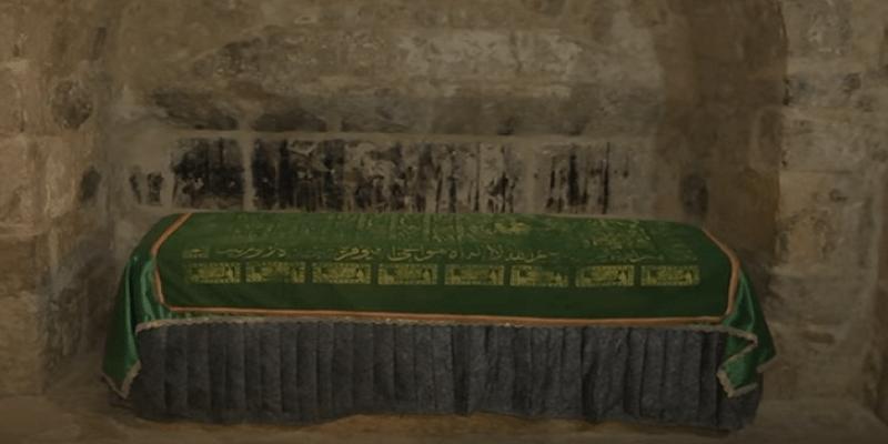 مقام رابعة العدوية في جبل الزيتون
