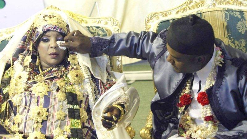الزواج الليبي